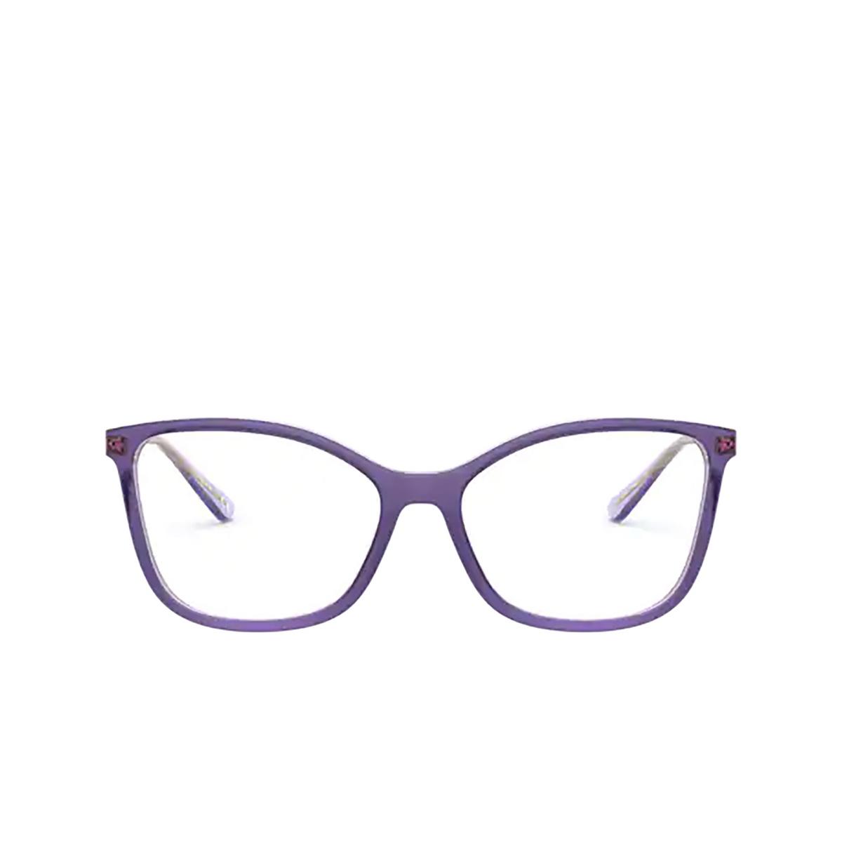 Vogue® Butterfly Eyeglasses: VO5334 color Top Purple / Transparent Purple 2848.