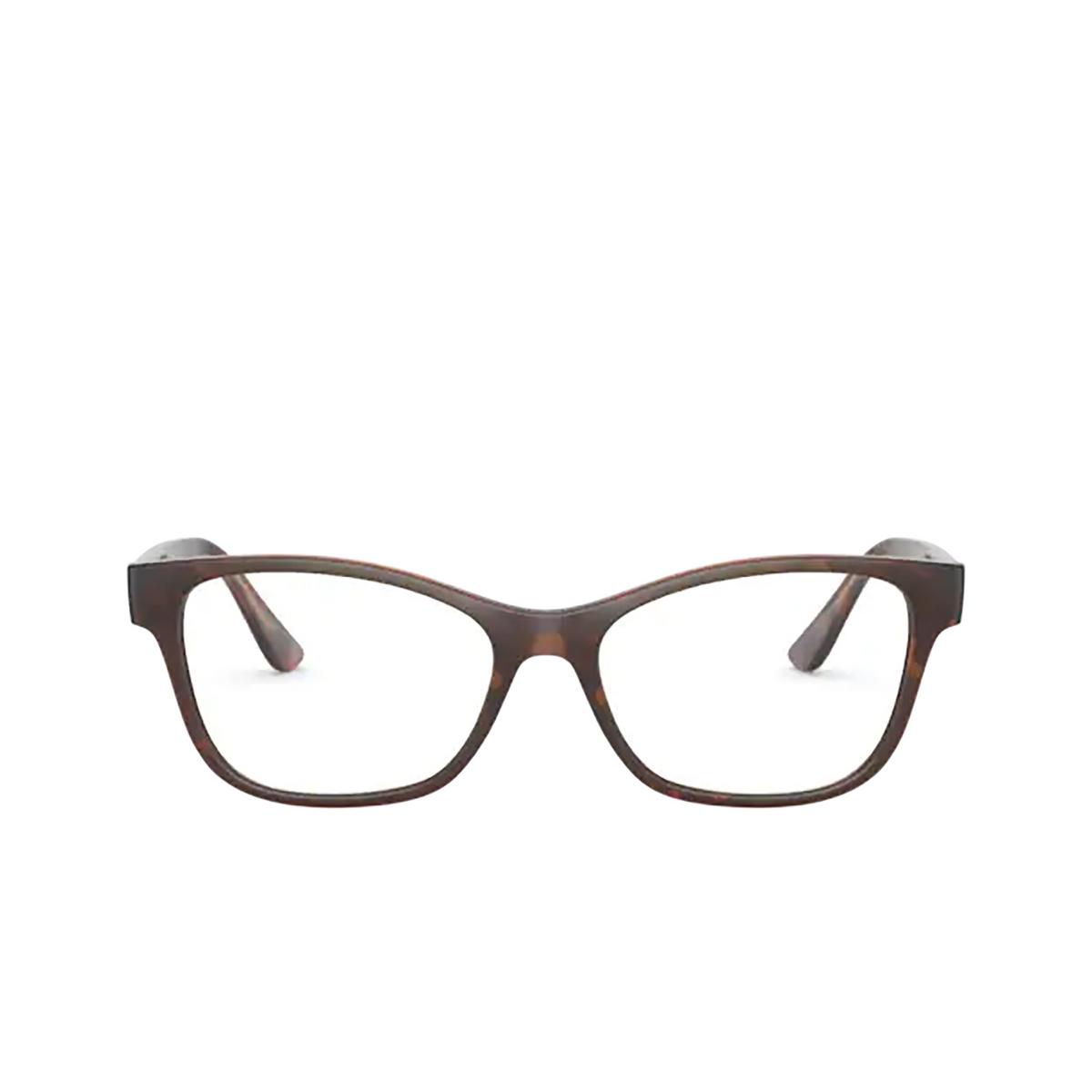 Vogue® Square Eyeglasses: VO5335 color Dark Havana 2386.