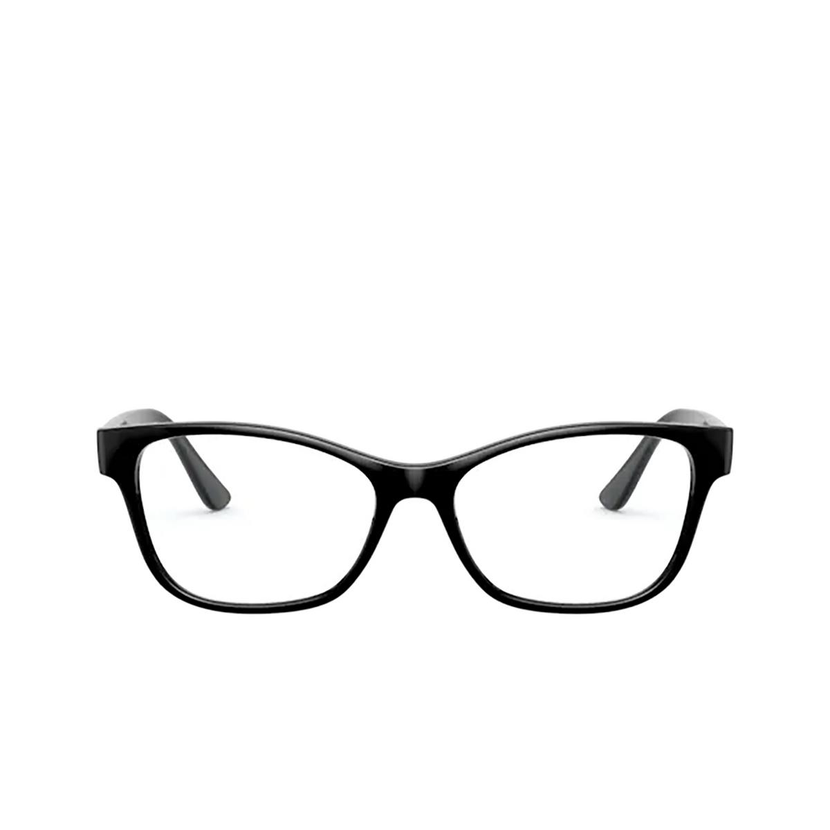 Vogue® Square Eyeglasses: VO5335 color Black W44.