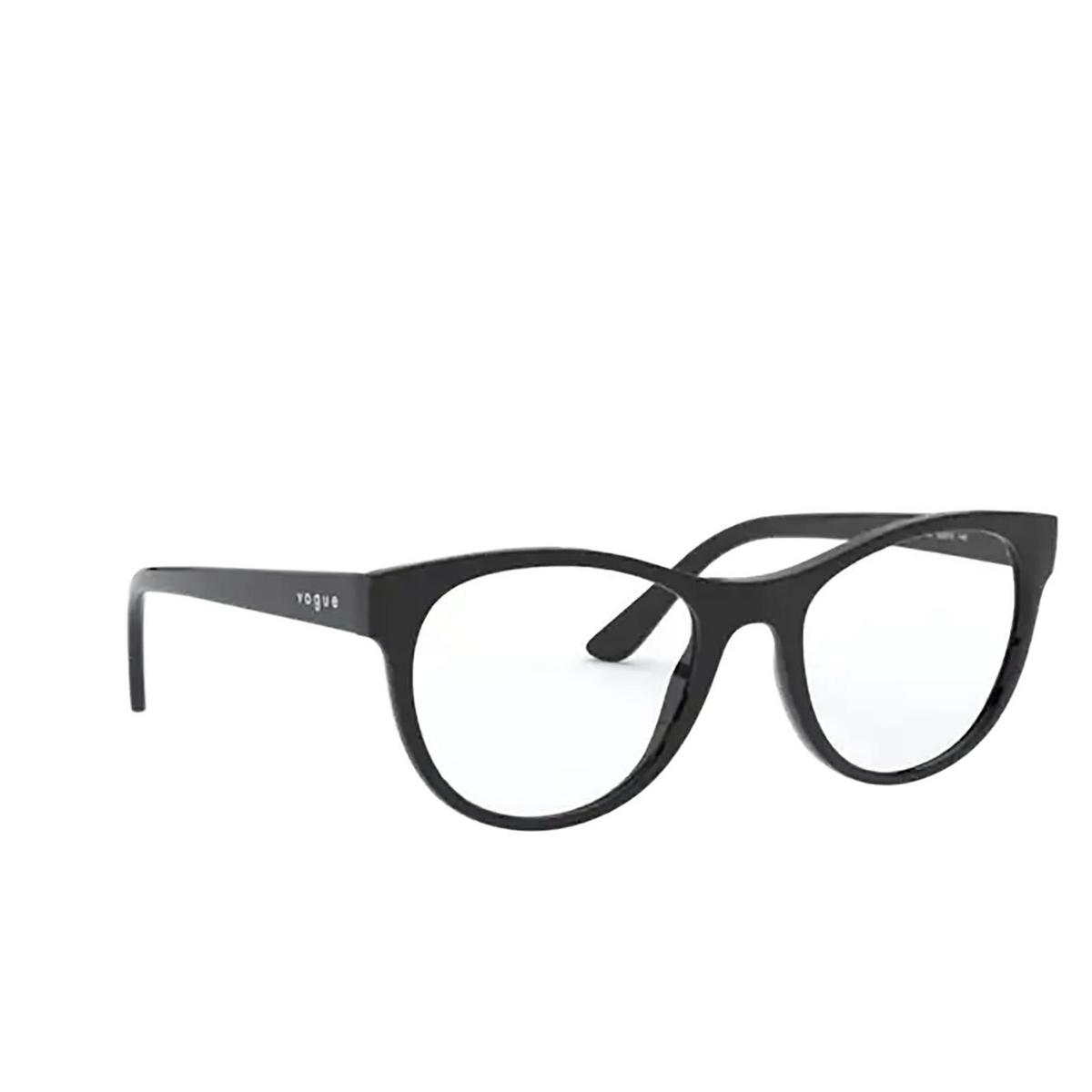 Vogue® Cat-eye Eyeglasses: VO5336 color Black W44.