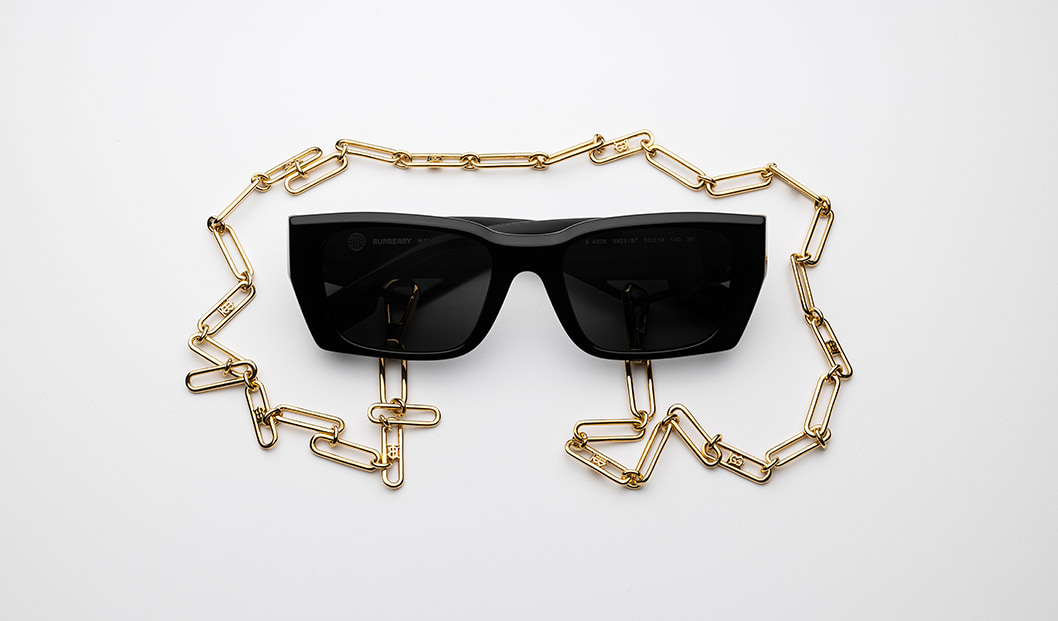 Burberry BE4336 Poppy sunglasses