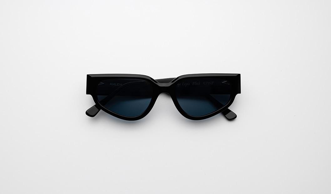 Ahlem PASSAGE LEPIC BLACK sunglasses trend