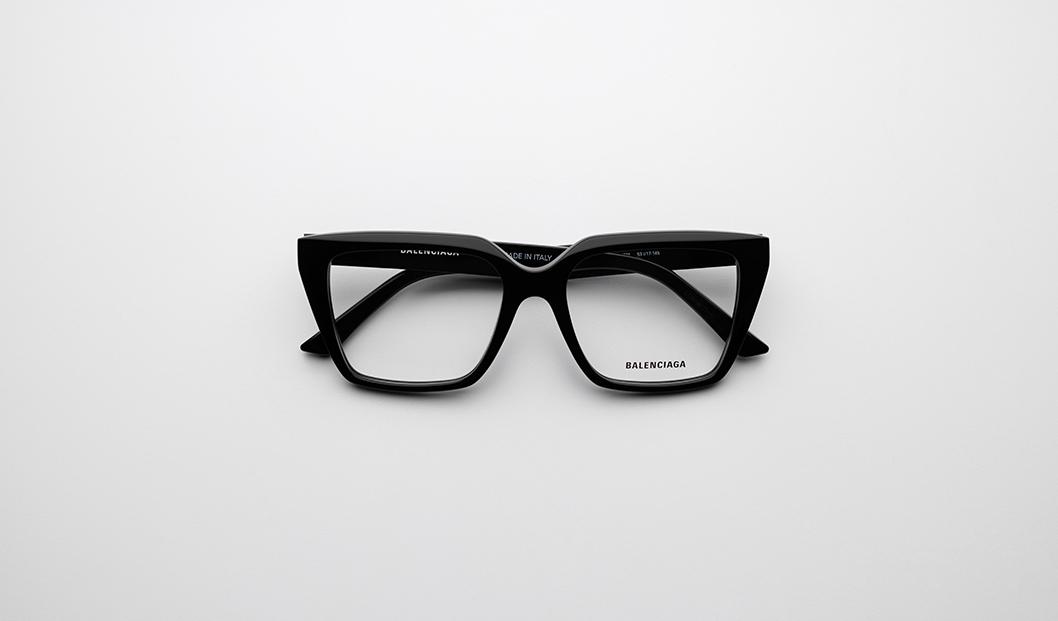 BALENCIAGA BB0130O 001 Black