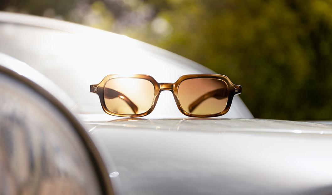 Garrett Leight Navarre sunglasses