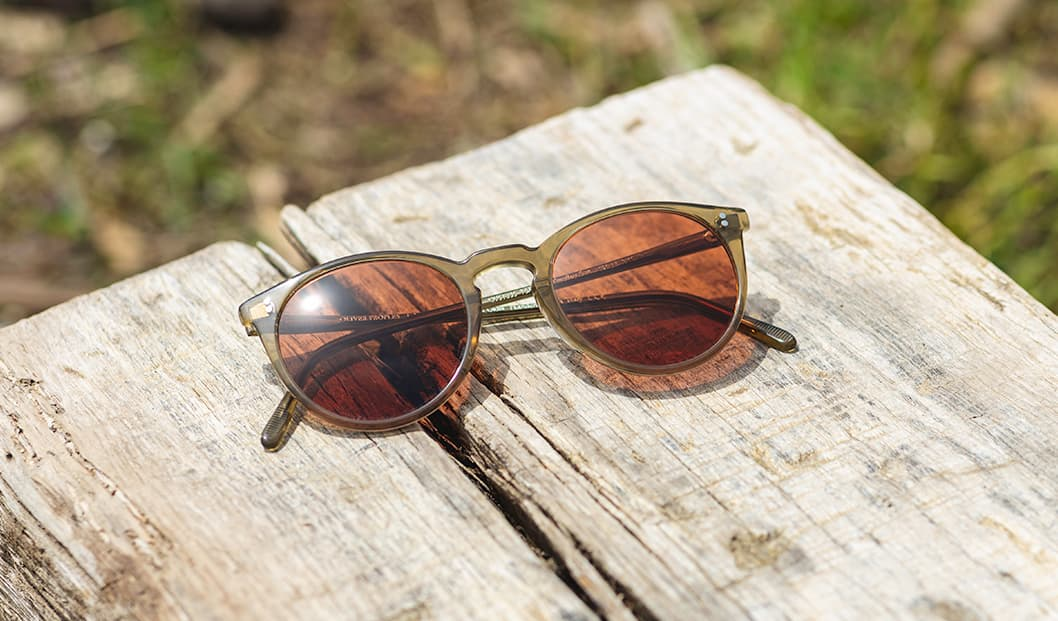 Oliver Peoples OV5183S Cary Grant Sun in Dusty Olive.