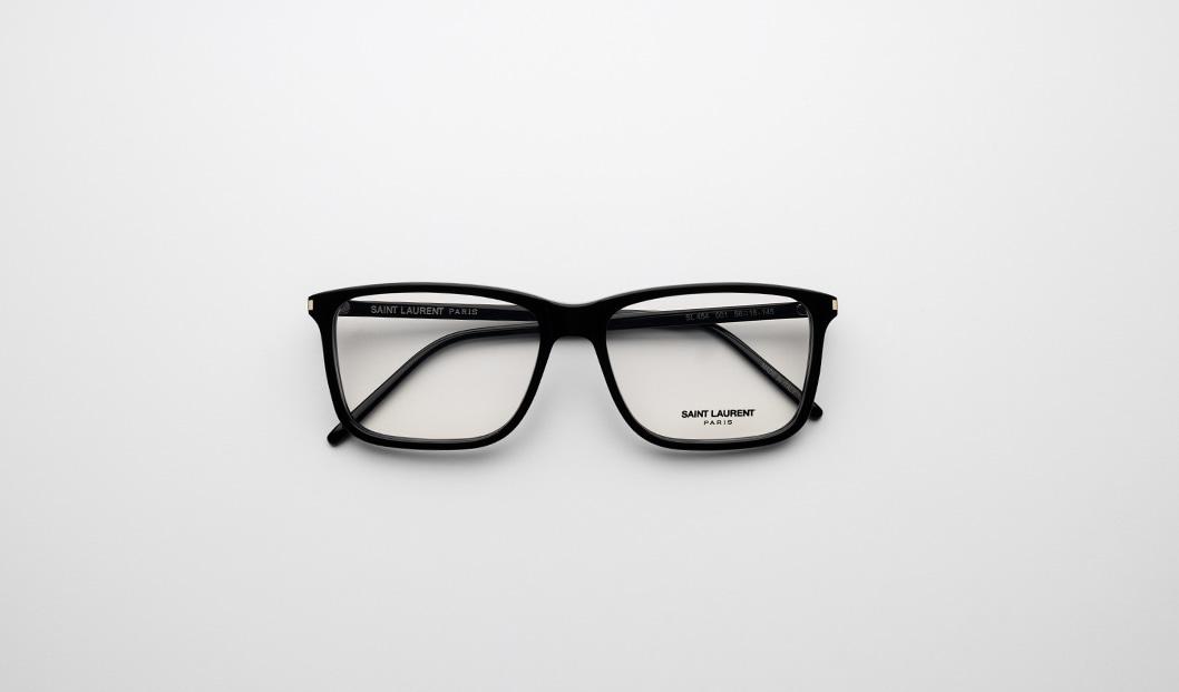 SAINT LAURENT SL 454 001 Black